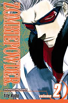 ZOMBIEPOWDER. Manga Vol.   2: Can't Kiss the Ring (of the Dead)