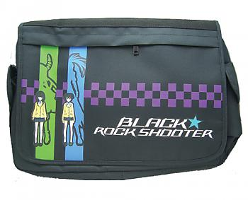 Black Rock Shooter Messenger Bag - Yomi & Mato