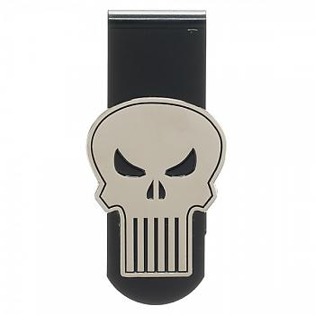 Punisher Money Clip - Skull Emblem