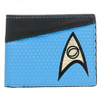 Star Trek Wallet - Science Blue