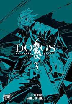 Dogs Manga Vol.   3: Bullets & Carnage