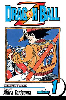 Dragon Ball Z Manga Vol.   1: The World's Greatest Team (2nd edition)