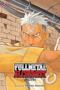 FullMetal Alchemist Omnibus Manga Vol.   2