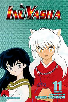 Inuyasha VIZBIG Edition Manga Vol.  11: Curtain of Time