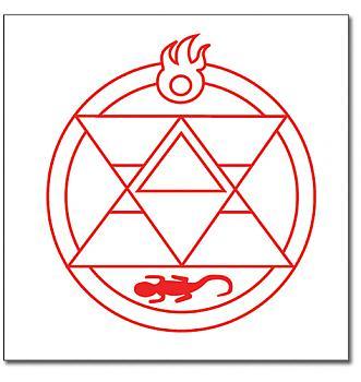 FullMetal Alchemist Tattoos - Roy Reseijin