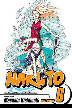 Naruto Manga Vol.   6: Predator