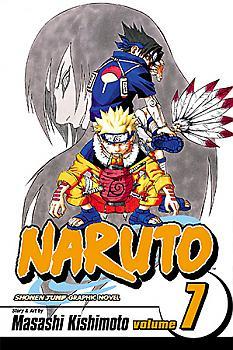 Naruto Manga Vol.   7: The Path You Should Tread