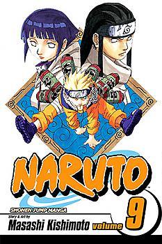 Naruto Manga Vol.   9: Neji vs. Hinata