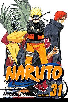 Naruto Manga Vol.  31: Final Battle