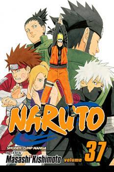 Naruto Manga Vol.  37