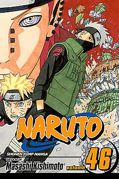 Naruto Manga Vol.  46: Naruto Returns