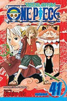 One Piece Manga Vol.  41: Declaration of War