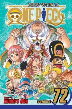 One Piece Manga Vol.  72