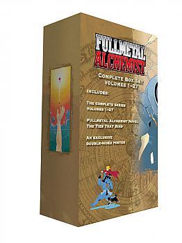 FullMetal Alchemist Manga Collection Volumes 1-27 Box Set