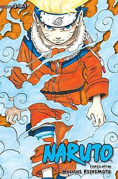 Naruto Omnibus Manga Vol.   1
