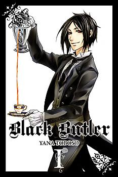 Black Butler Manga Vol.   1