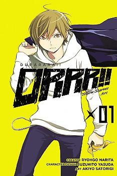 Durarara!! Yellow Scarves Arc Manga Vol.   1