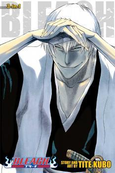 Bleach Omnibus Manga Vol.   7: The Black Moon Rising