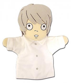 Death Note Plush Hand Puppet - Near