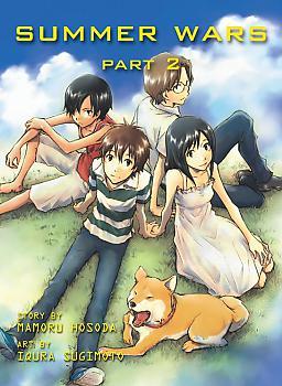 Summer Wars Manga Vol.   2