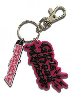 Angel Beats! Key Chain - Girls Dead Monster