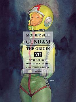 Mobile Suit The Origin Manga Vol.  7 Gundam - Battle of Loum