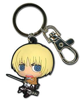 Attack on Titan Key Chain - SD Armin