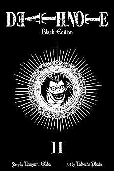 Death Note Black Edition Manga Vol.   2