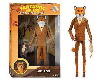 Fantastic Mr. Fox Legacy Action Figure - Mr. Fox