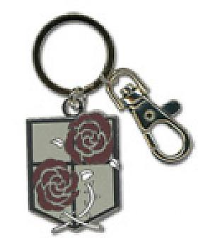 Attack on Titan Key Chain - Garrison Regiment