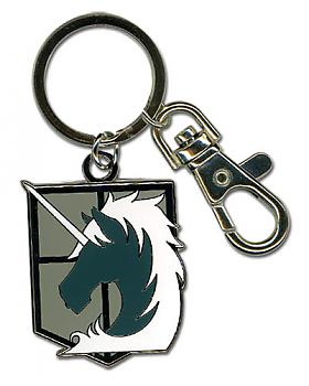 Attack on Titan Key Chain - Military Police