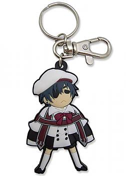 Black Butler Key Chain - Ciel School Outfit