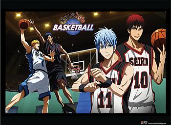 Kuroko's Basketball Wall Scroll - Basketball Game [LONG]
