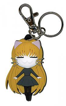 Black Cat Key Chain - Eve Cat Form