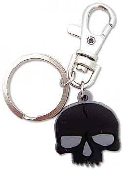 Black Rock Shooter Key Chain - Dead Master Skull