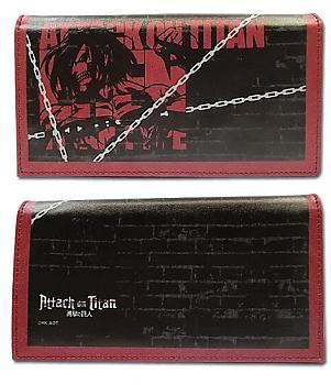 Attack on Titan Wallet - Eren Titan