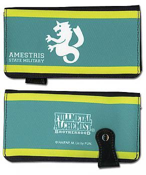 FullMetal Alchemist Wallet - Amestris State Alchemist