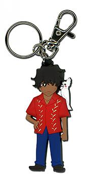 Bleach Key Chain - Chibi Chad