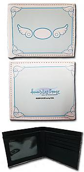 Heaven's Lost Property Bifold Wallet - Wing Symbol