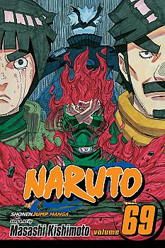 Naruto Manga Vol.  69: Path