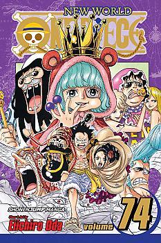 One Piece Manga Vol.  74