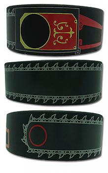 Black Butler Wristband - Grell's Chainsaw