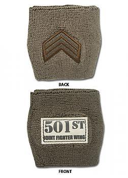 Strike Witches Sweatband - 501st Squadron