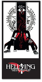 Hellsing Towel - Alucard Throne