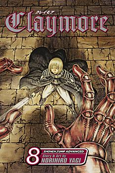 Claymore Manga Vol.   8: The Witch's Maw