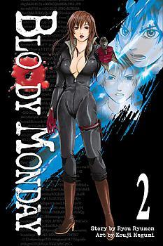 Bloody Monday Manga Vol.   2