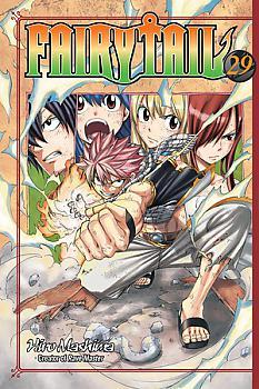 Fairy Tail Manga Vol.  29
