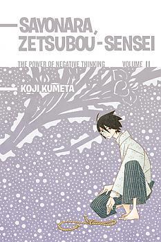 Sayonara, Zetsubou-Sensei Manga Vol.  11