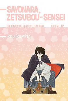 Sayonara, Zetsubou-Sensei Manga Vol.  12