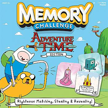 Adventure Time Board Games - Memory Collector's Edition